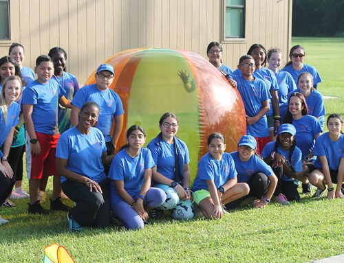 Aldine ISD Students Get Early Start on Healthy Lifestyles by Attending H.A.P.P.Y Summer Bootcamp