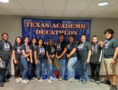 Davis High Leads the Way for Aldine ISD at Regional Decathlon Meet